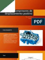 Compresores de Dezpazamiento Positivo