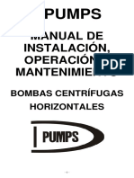 Manual Pumps