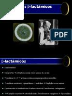 Iiip - Clase 2 - Penicilinas Naturales y Semisinteticas