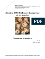 TSD Rev 1.9 Explanatory Guidance Document