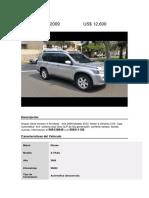 contrato de compra de automovil
