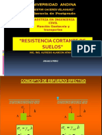 2.-Resistencia Cortante de Suelos
