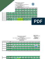 Jadwal Pas Dan Pengawas Genap 2017-2018