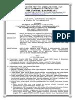 Prosedur Operasional Standar (POS) Kelas Industri