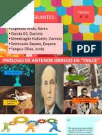 Grupo .12 El Trilce Prologo de Antenor Orrego