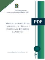 Manual de Gestão de Integridade_Riscos e Controles Internos Da Gestão