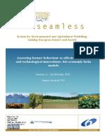 2007 Janssen Et Al Bioeconomic FarmModels