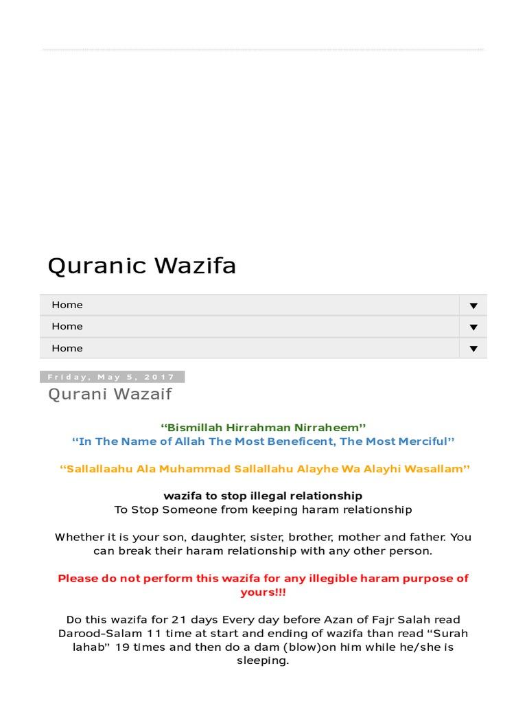 qurani-wazaif html pdf | Prophets And Messengers In Islam | Last