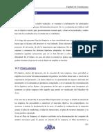 14 Conclusiones