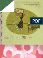 Libro Proyecto Pentagono Ministerio de Cultura
