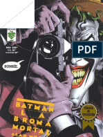 Batman - Broma Mortal