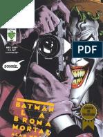 Batman - Broma Mortal
