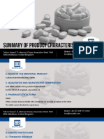 Cyclizine Hydrochloride - Summary of Product Characteristics
