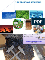 Clase 1. Evaluación de Recursos Minerales