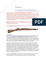 Making Sling M1907