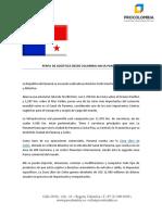 Perfil Logistico de Panama