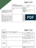 Taller 1 Planeación Escritura Paper