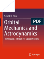 Hintz, Orbital Mechanics Astrodyn