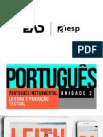 Portugues Instrumental Unidade 2