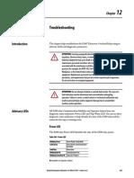 E300 Electronic Overload Relay User Manual_Reconocimiento de Fallas