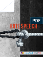 HATE SPEECH, 2017