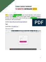 Tutorial Singkat Membuat Website Gratis Dengan Diva