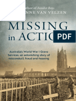 Missing in Action Chapter Sampler