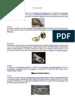 Instrumentos de Viento Metal Madera