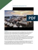 Complete Guideline for Kathmandu Pashupatinath Tour