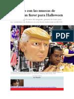 Mascaras de Miedo