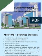 Indonesia Census Data Processing