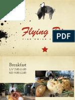 Flying Pig - Vodafone