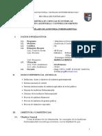 Silabo Oficial Auditoria Gubernamental