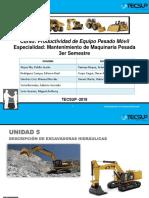 Ud05 - Descripción de Excavadoras Hidráulicas