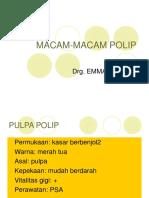 MACAM-MACAM POLIP.ppt