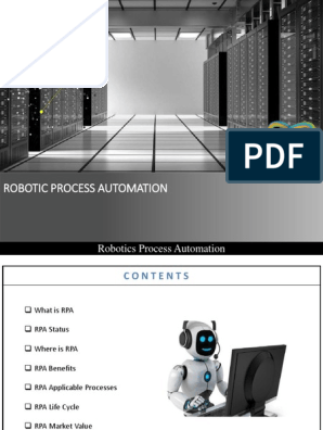 RPA Presentation | Automation | Robotics