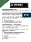 Management Case Studies
