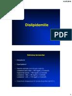 7. dislipidemiile