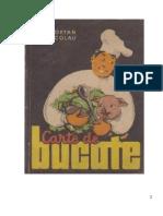 Retete Bucate Carte 1957