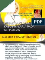 Malaria Kehamilan