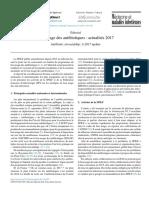 Bon Usage Des Antibiotiques Actualités 2017 - 071117
