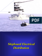 Ship Electrical Distribution Web