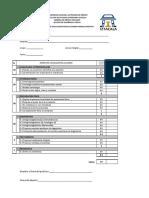 Lista de Cotejo Examen Parcial Practico