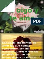 6907229 Te Oigo y Te Amo Www Diapositivas Com