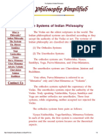 The Systems of Indian Philosophy