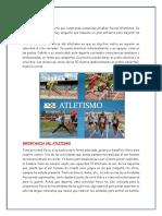Atletismo, Pruebas, Importancia, Historia