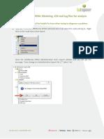 EPDM Cex - Log Files
