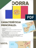 Andorra - paraísos fiscales