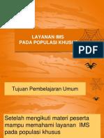 Pelayanan IMS bagi Populasi Khusus.pptx