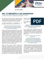 Boletín Tributario n.º 16 Mayo 2018-1